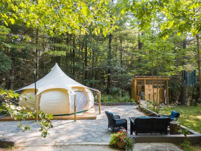GLAMPING E VACANZE ECO-GLAMOUR